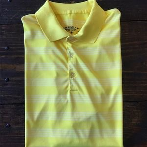 Mike golf polo large